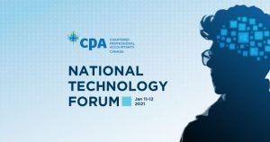 Online Event: National Technology Forum 2021 (CPA Canada)